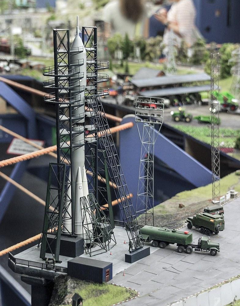 На космодроме Плесецк готовится к запуску очередной транспортный «Союз»