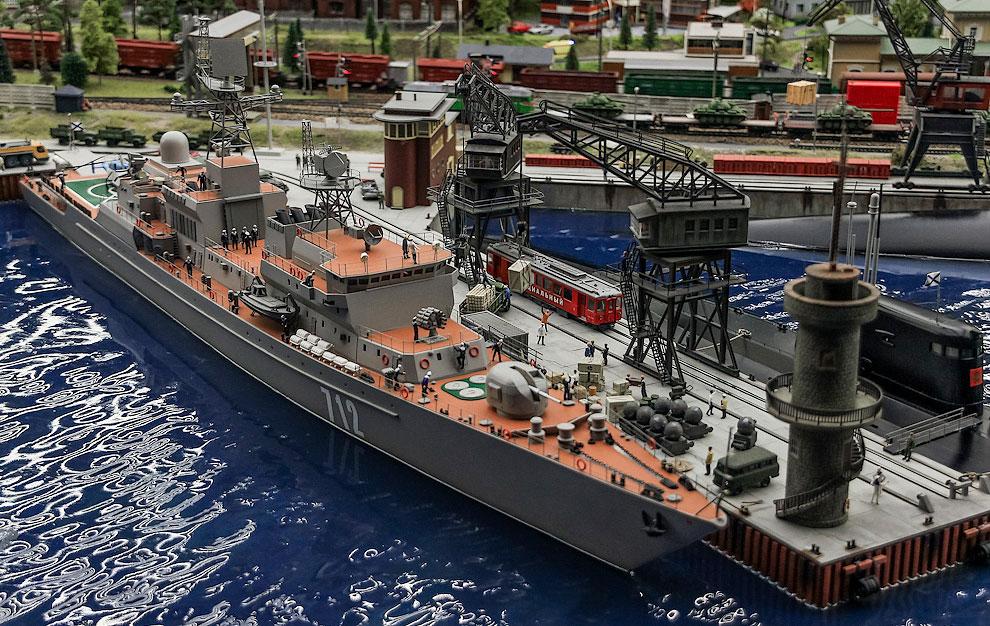 Это база Тихоокеанского флота