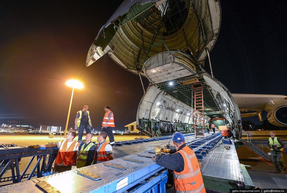 Ан-225 «Мрия» — самый большой самолет в мире