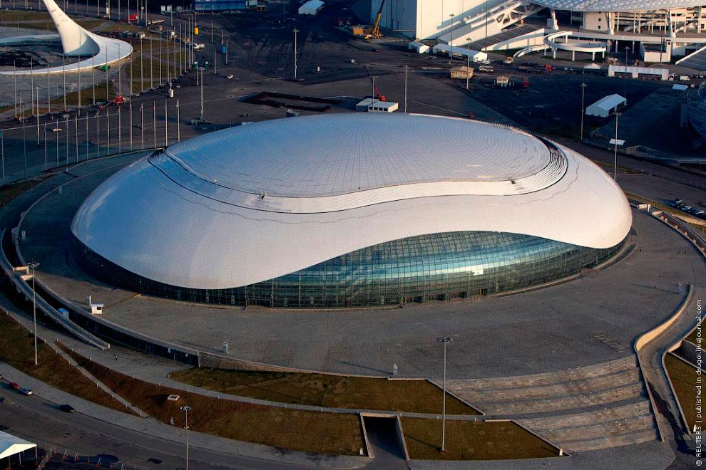 Большой ледовый дворец «Большой»