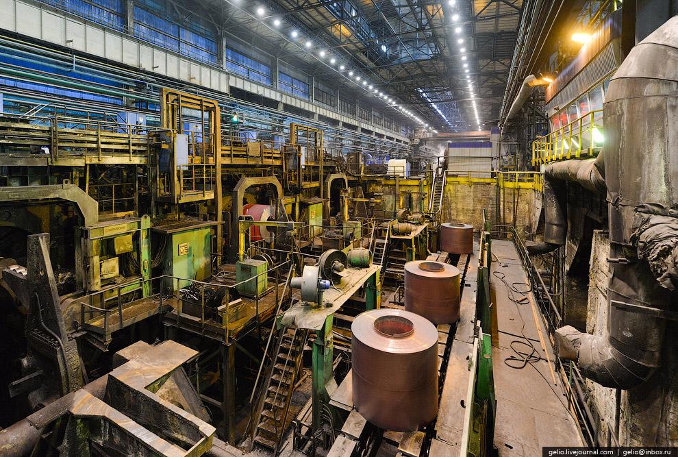 Новолипецкий металлургический комбинат