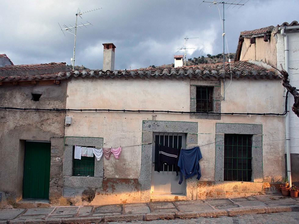 Городок Сан-Бартоломе-де-Пинарес, Испания