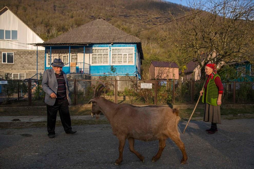 Аул Тхагапш — одно из немногих оставшихся поселений в регионе Сочи, в котором живут черкесы