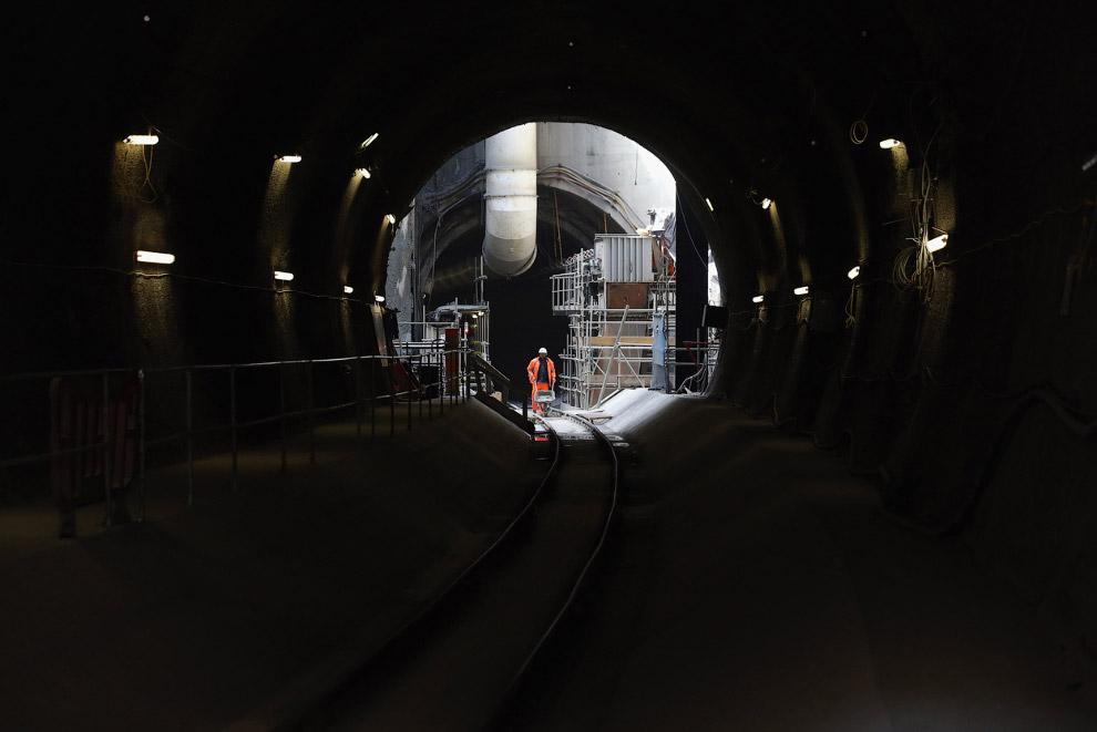 Стоимость этого проекта в два раза выше стоимости проведения всей Олимпиады в Лондоне