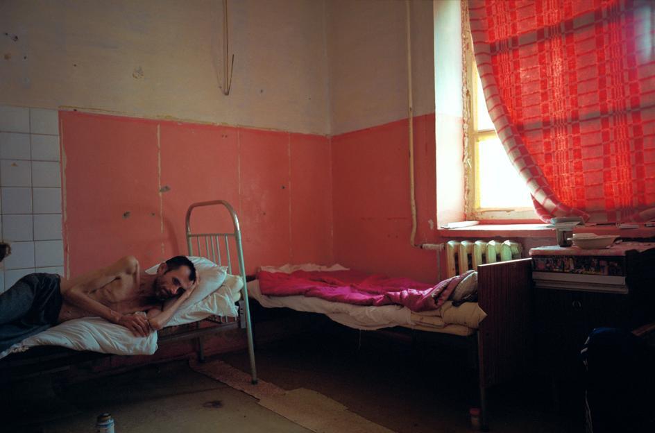 Туберкулезный санаторий