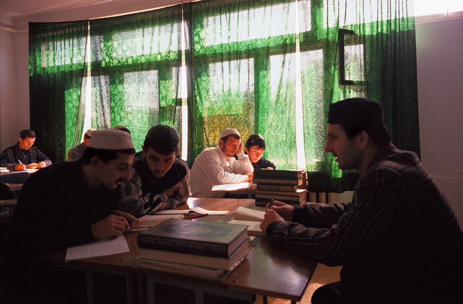 Дербент, Медресе (мусульманское учебное заведение)