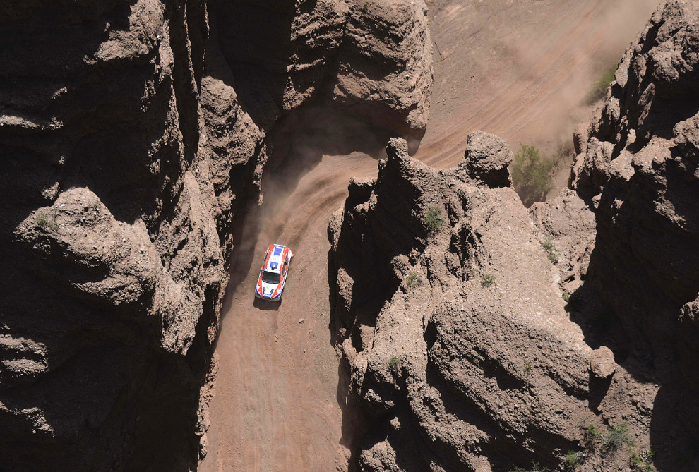 6 этап ралли Дакар 2014
