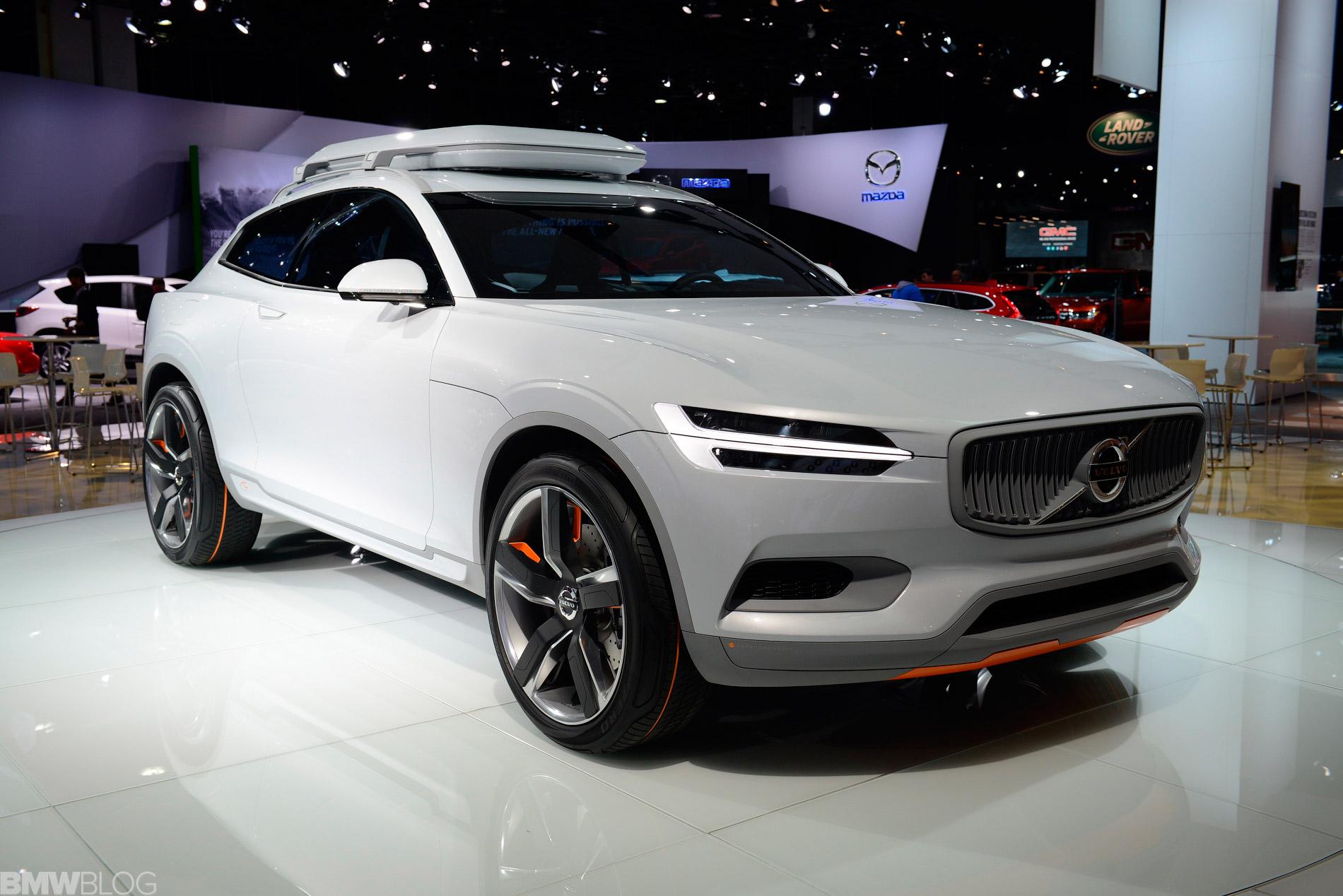 Купе Volvo Concept Xc