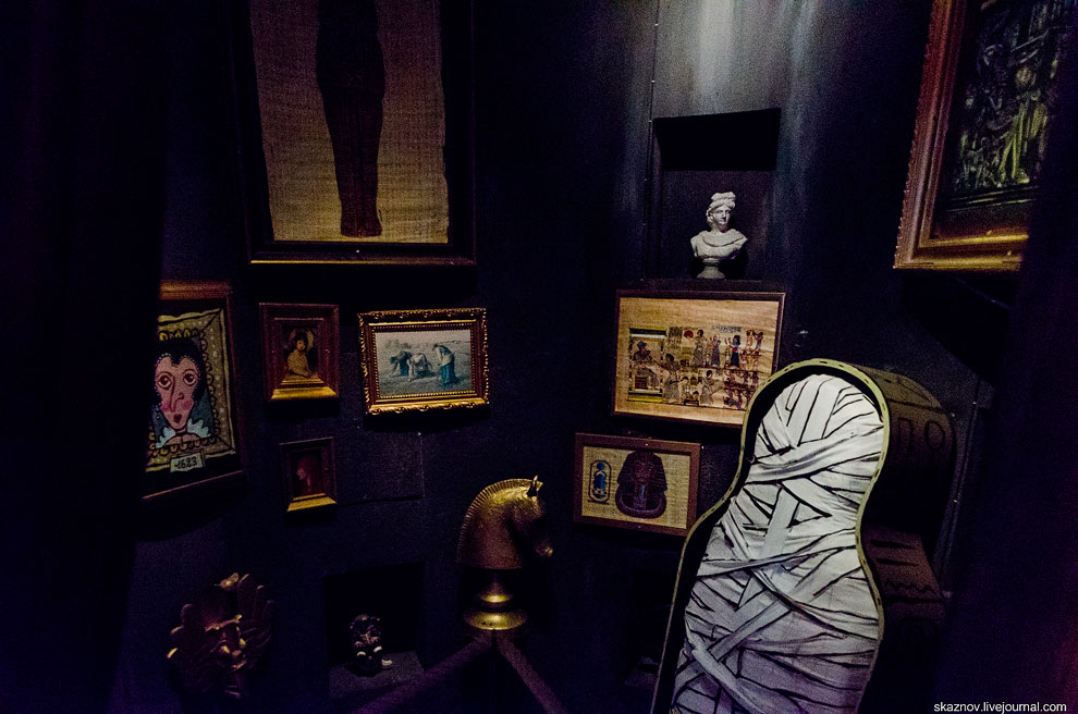 Музей сказок Юнибаккен