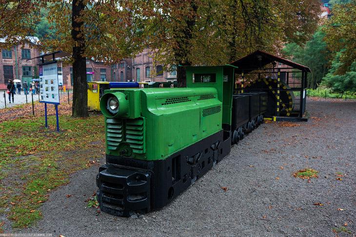 Музей Ландек парк в Чехии