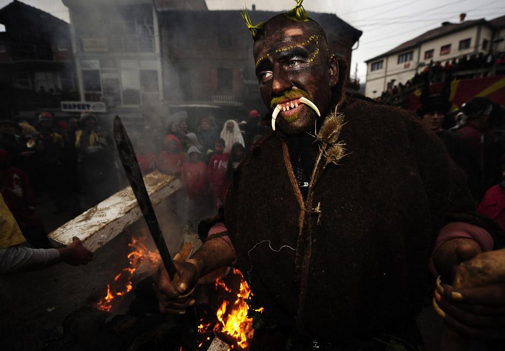 Карнавал в 2013 году