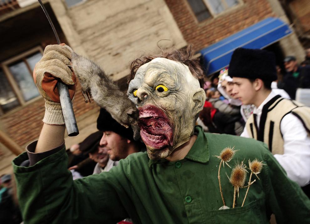 Карнавал 2012 года