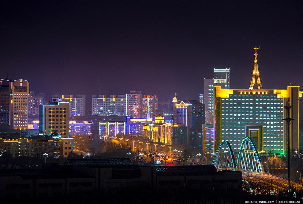 Хэйхэ является самым северным городом Китая