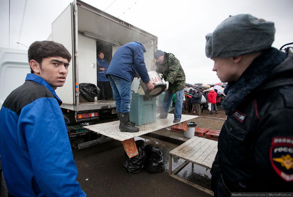 Дары волхвов в Москве
