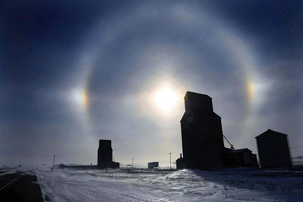 Северные красоты в Северной Дакоте
