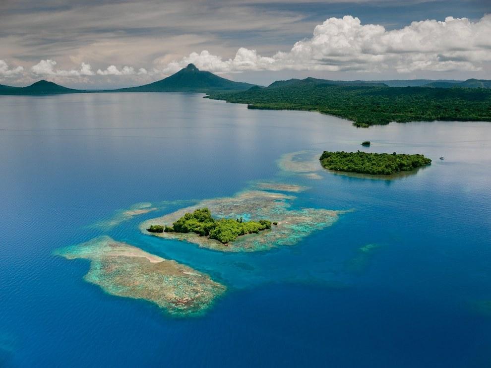 Побережье Новой Британии, Папуа-Новая Гвинея