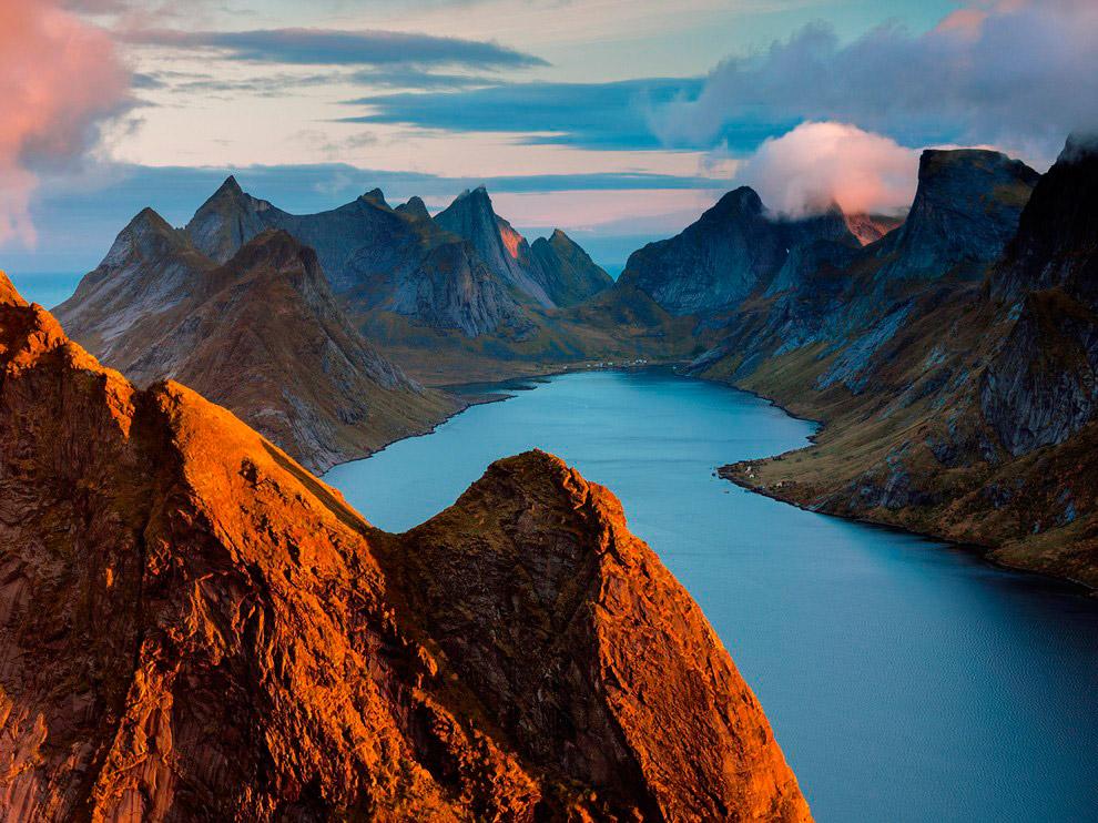Кирке-фьорд, Норвегия