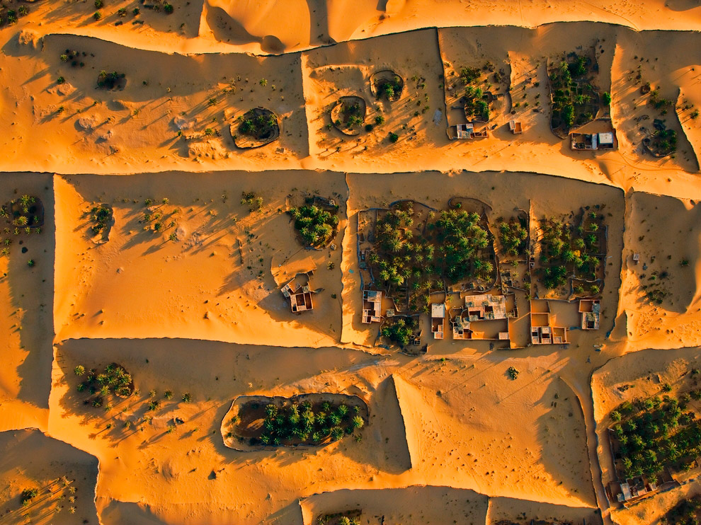 Сахара, Алжир