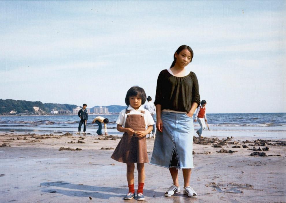 Камакура, Япония. 1976 и 2005 года