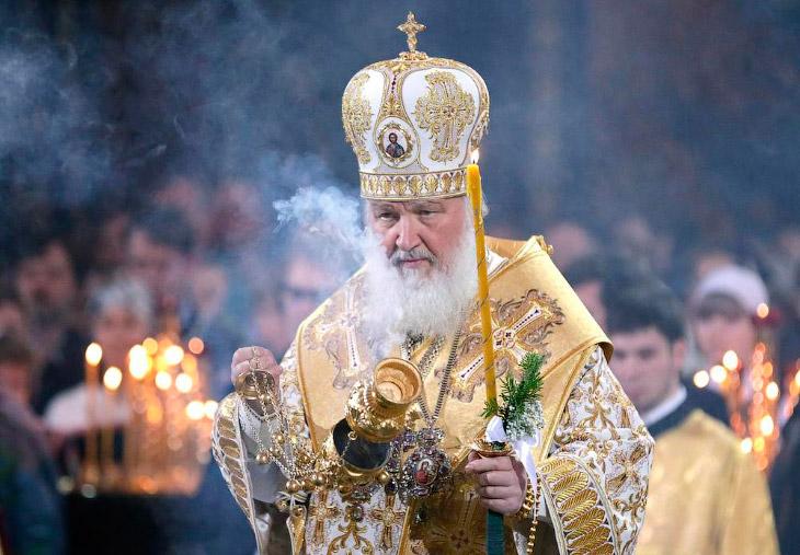 Встреча Рождества в православных христиан
