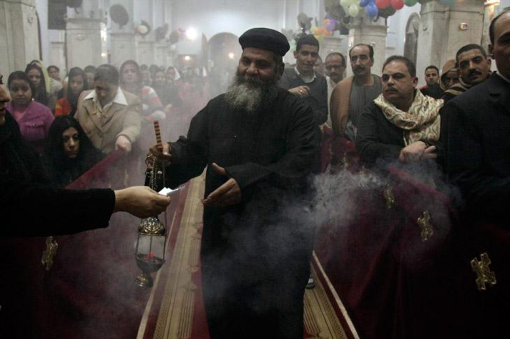 Рождественский сочельник в Каире