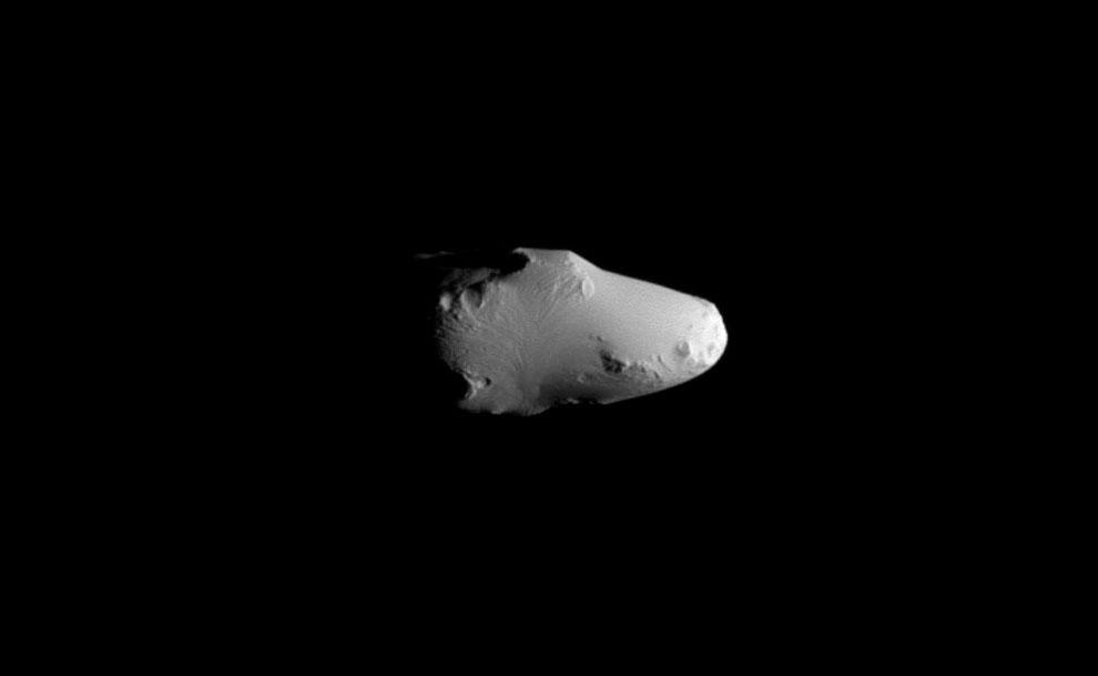 Малый спутник Сатурна Калипсо