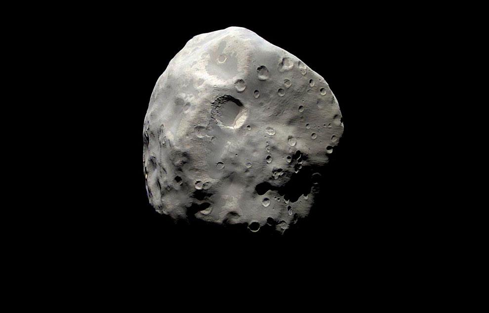 Внутренний спутник планеты Сатурна – Эпиметей