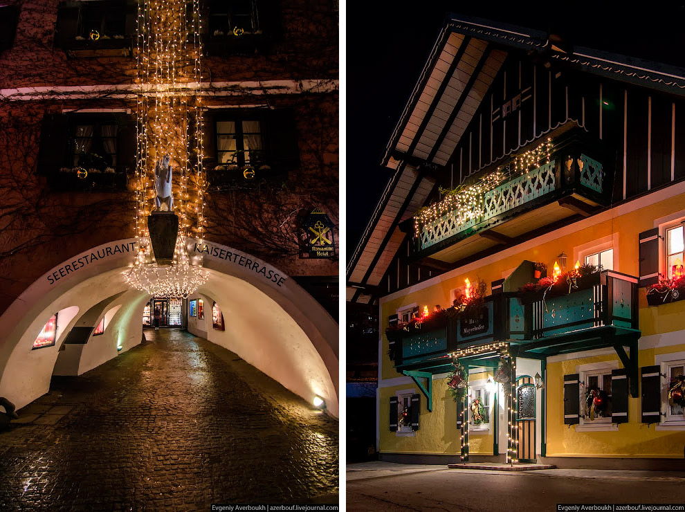 Рождественская сказка Австрии