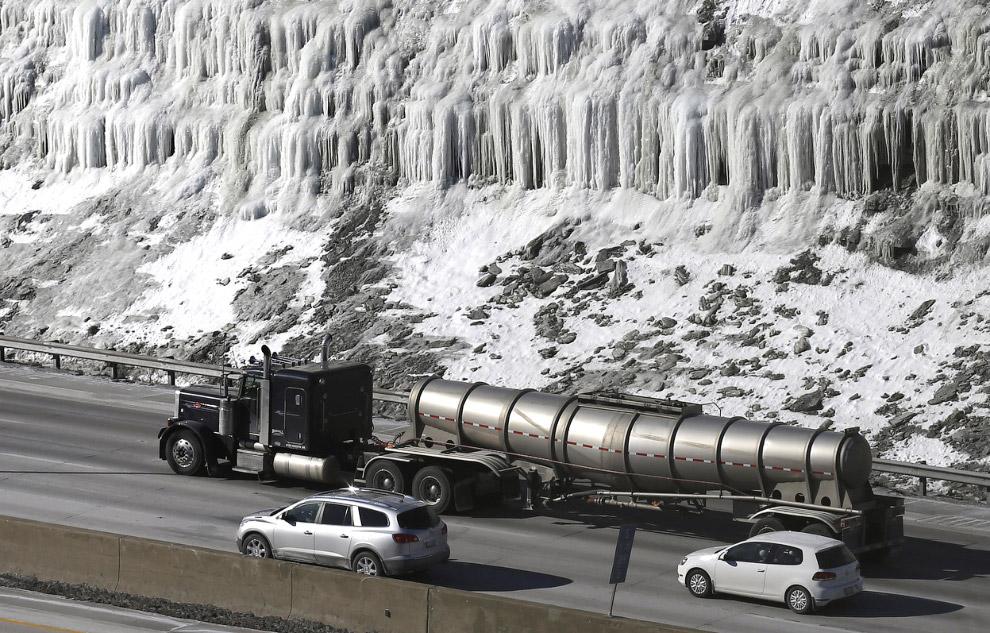Январь 2014 года, вероятно, станет самым холодным месяцем в 48 континентальных штатах США с начала 21-го века