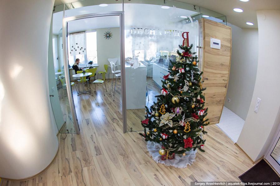 Симферопольский офис компании Яндекс