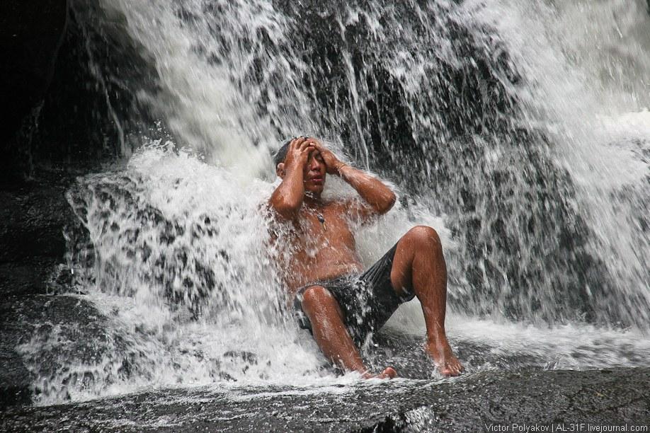 Анхель — самый высокий водопад в мире