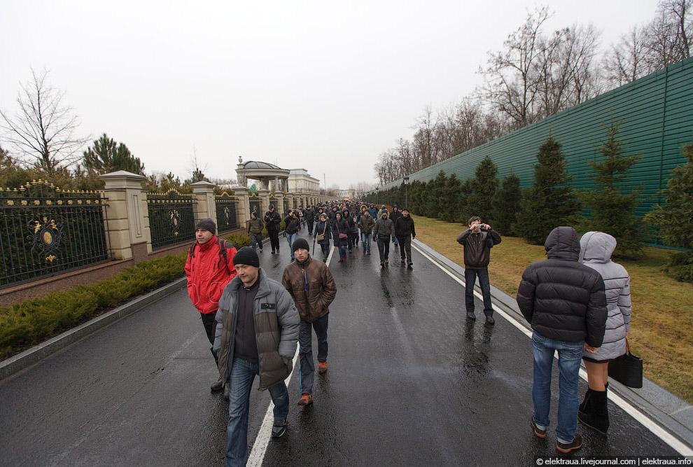 Межигорье Виктора Януковича