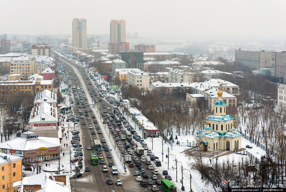 Улица Партизана Железняка