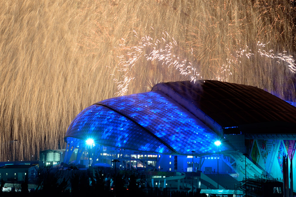Церемония открытия зимних Олимпийских игр 2014