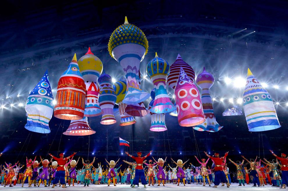 Русский карнавал под названием Масленица!