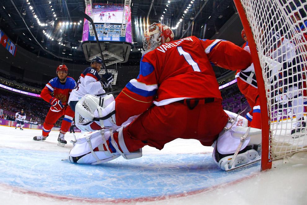 Хоккей Россия — Словакия