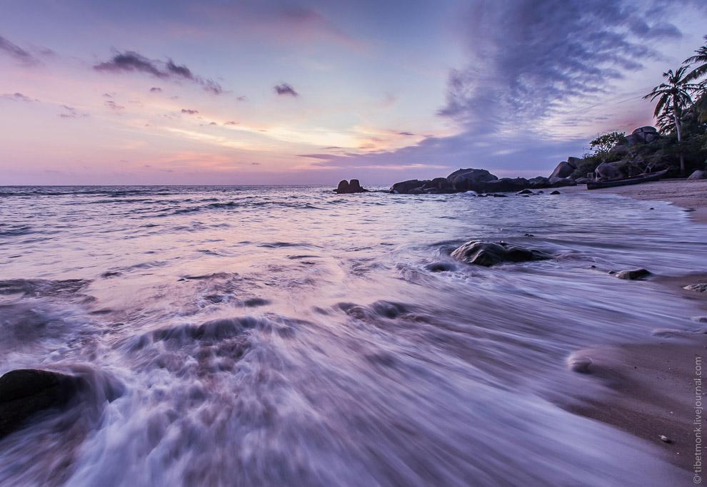 Ко Тао — обетованный остров в Сиамском заливе