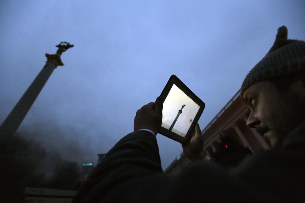 Фото на память. Киев