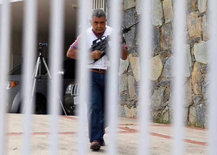 События в Венесуэле