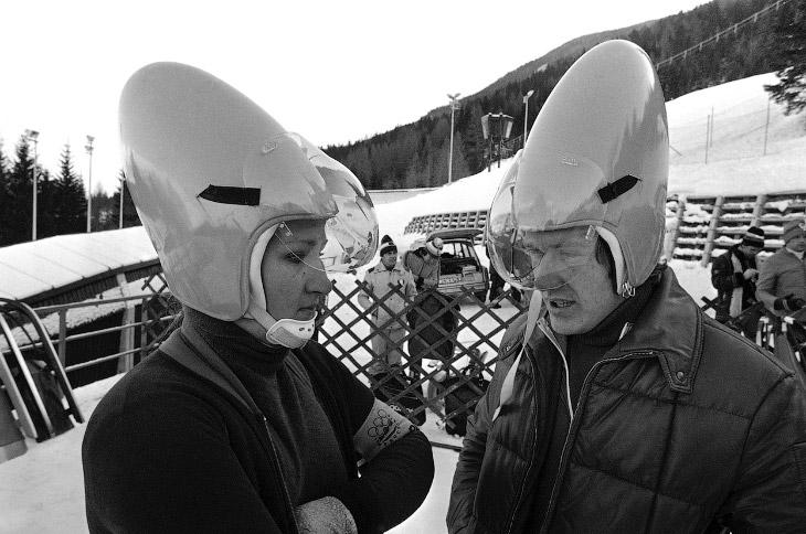 12 первых зимних Олимпийских игр
