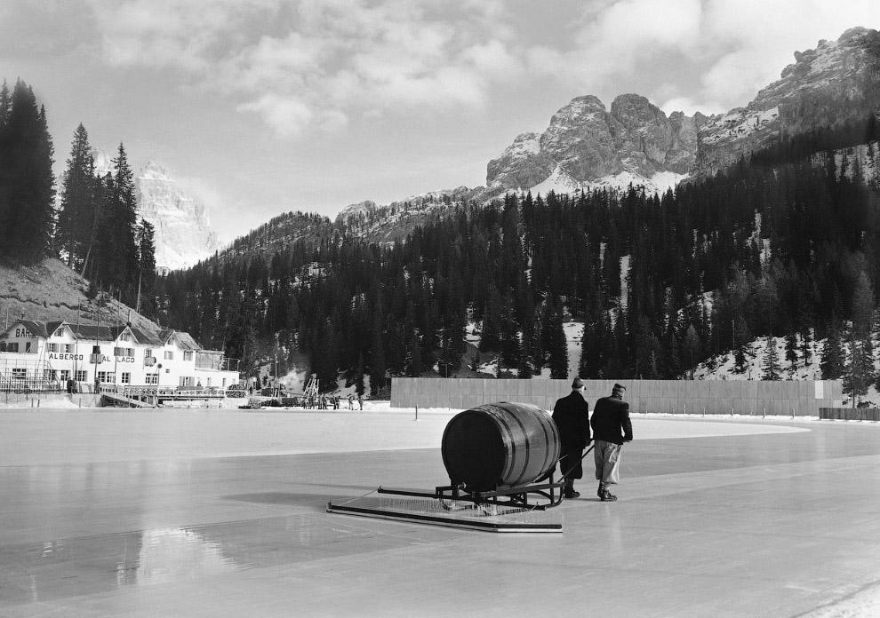 VII зимние Олимпийские игры в Италии, 13 января 1956