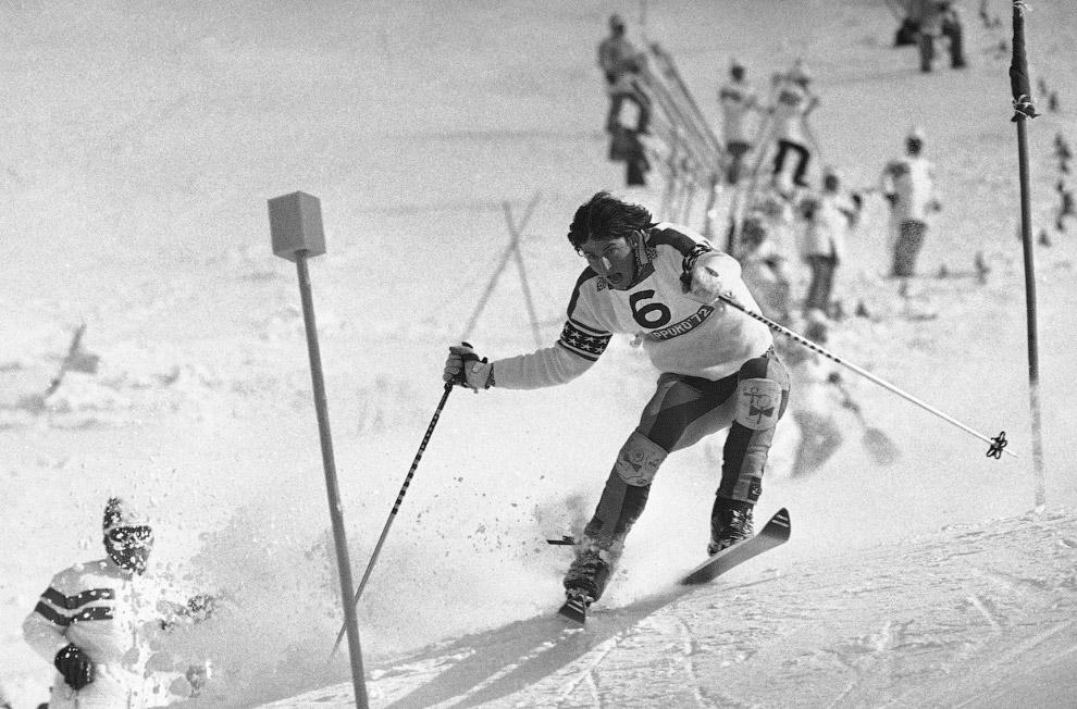 XI зимние Олимпийские игры в Саппоро, Япония