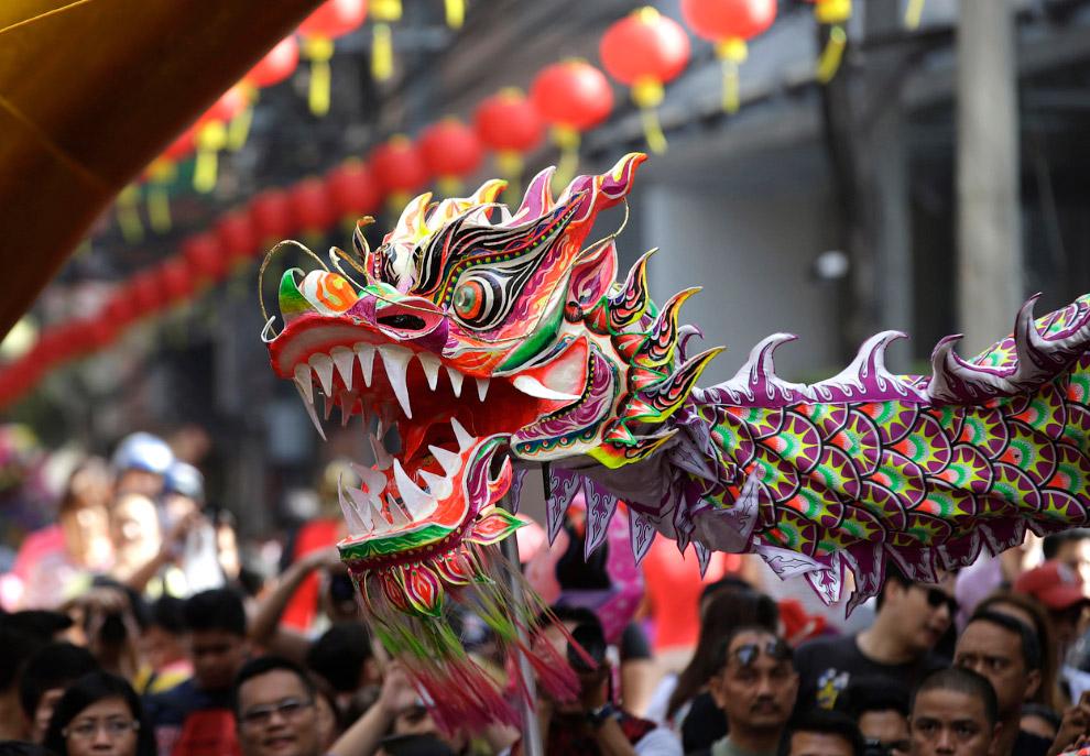 Танец дракона, Филиппины