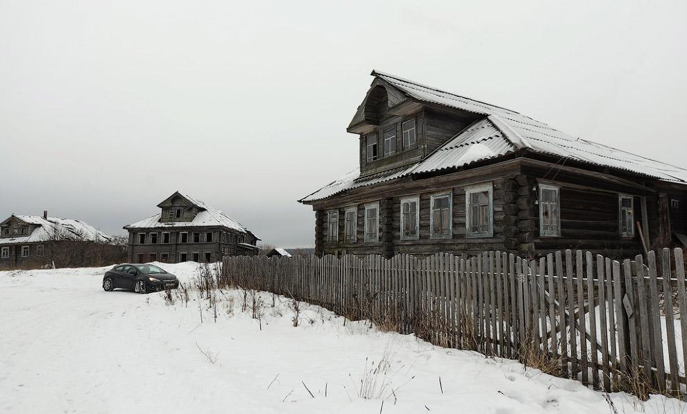 Дома Русского Севера