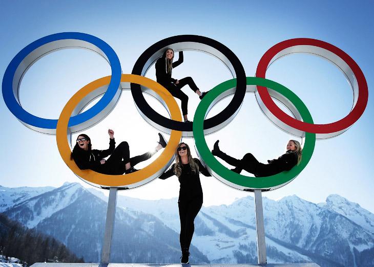 Олимпиада 2014: семь лет подготовки