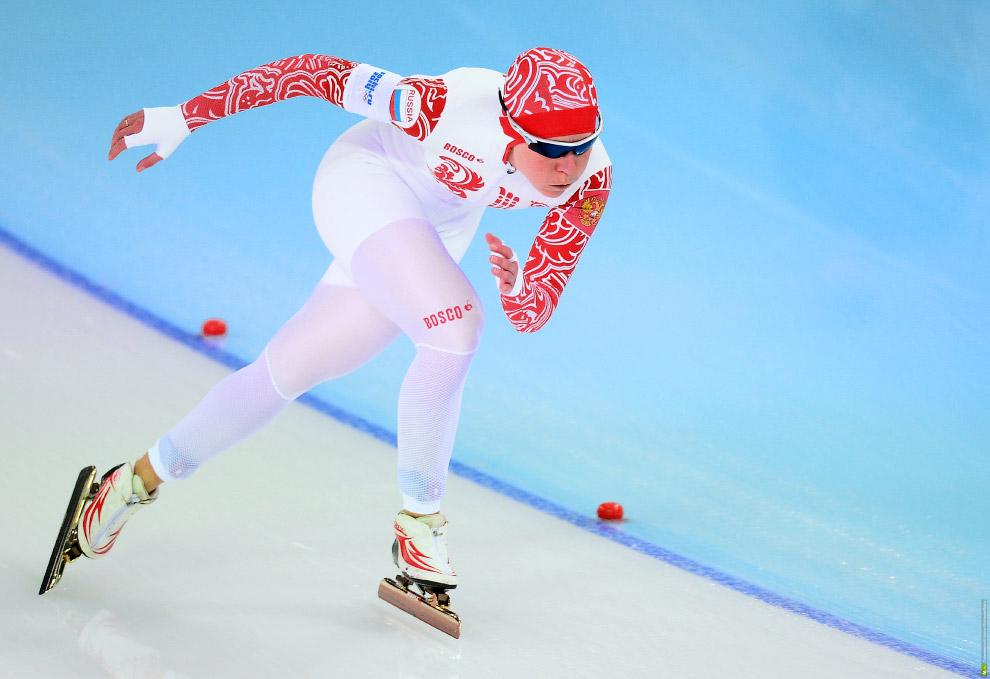 30-летняя Ольга Граф — двукратная чемпионка России, мастер спорта России международного класса