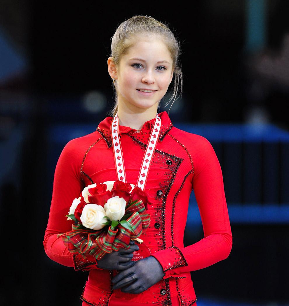 Феноменальная Юлия Липницкая стала самым юным чемпионом за всю историю зимних Олимпийских игр