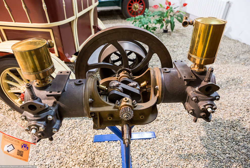 Kontra Motor-BENZ