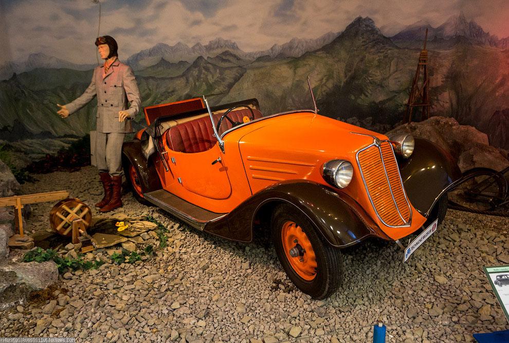 1935. Tatra 57A