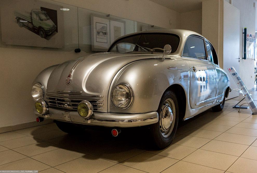 Tatra 601 Monte Carlo